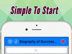 Successful people: Biography, habit and more by videos 1.0 Screenshot