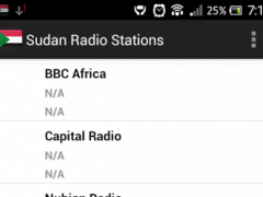 Sudan Radio Stations 2.0 Screenshot