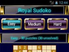 Sudoku - Best Free Game 1.0.3 Screenshot