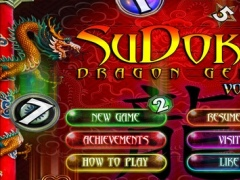 Sudoku Dragon Gems 1.0 Screenshot