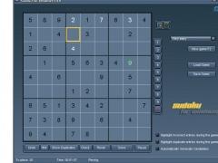 Sudoku for Windows 1.7.2.01 Screenshot