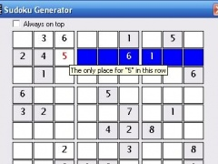 Sudoku Generator 4.6 Screenshot