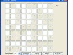 Sudoku Puzzles 1.0 Screenshot