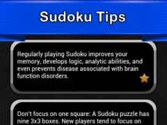 Sudoku Tips 1.3 Screenshot