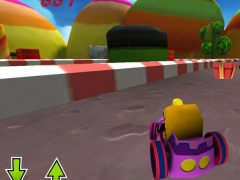Sugar Rush Racing  Screenshot