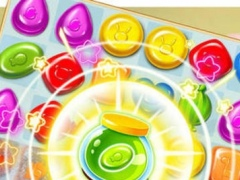 Sugar Yummy Blast - 3 match puzzle crush game 1.0 Screenshot