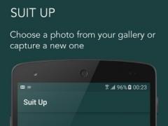 Suit Up 1.2 Screenshot