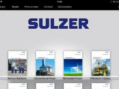 Sulzer Turbo Services Solutions 1.20 Screenshot