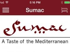 Sumac A Taste of the Mediterranean 3.5.4 Screenshot