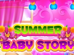 Summer Baby Story- Pregnant Mommy Spa & Cute Baby Girl Salon 1.2 Screenshot