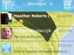 Summer Free GO SMS Theme 1.8 Screenshot