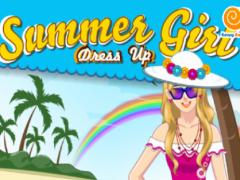 Summer Girl - Dress Up Games  Screenshot