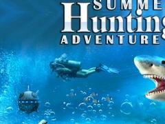 Summer Hunting Adventure - White Shark Jaws Attack 1.0 Screenshot