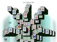 Sun Mahjongg Tiles 1 Screenshot