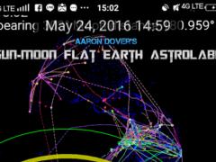 Sun-Moon Flat Earth Astrolabe 2.43 Screenshot