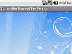 sunan Abu Dawood Arabic hadith 1.0 Screenshot