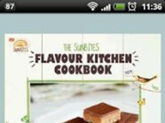 Sunbites Cook Book 4.0 Screenshot