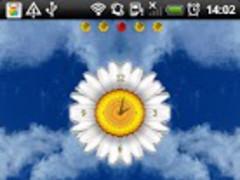 Sunflower Clock 1.0 Screenshot