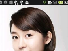 Sung Yu Ri Live Wallpaper 1.0.0 Screenshot