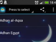 Sunni Adhan Ringtones 1.0 Screenshot