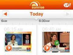 Sunrise breakfast show 1.3 Screenshot