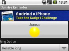 Sunrise Reminder 1.0.5 Screenshot