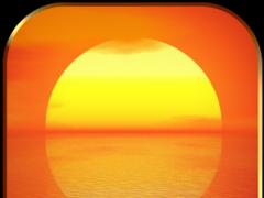 Sunset Live Wallpaper Gifs 1.2 Screenshot