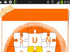 Sunset Puzzle Game Free 1.0 Screenshot