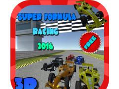super 3D formula racing 2016 1.0.3 Screenshot