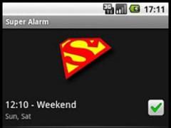 Super Alarm 1.6.5 Screenshot