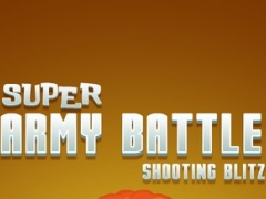 Super Army Battle Shooting Blitz Pro - new gun firing action game 1.4 Screenshot