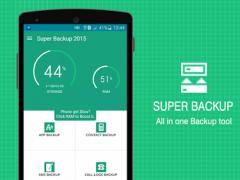 Super Backup (All-In-One) 1.12 Screenshot