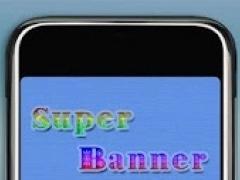 Super banner Effects 1.0 Screenshot