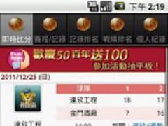 Super Basketball League Score 1.1.1 Screenshot