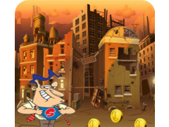 Super Boss Running Subway Game 1.0 Screenshot
