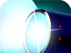 Super Bright LED Flashlight - Blue Torch Flashing 1.0 Screenshot