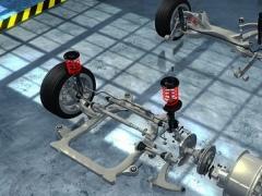 SUPER Car Mechanic Simulator 2017 1.0 Screenshot