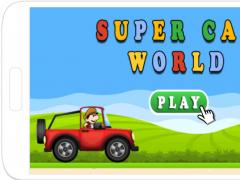 Super Car World 1.0 Screenshot