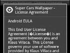 Super Cars Wallpapers FREE 1.5 Screenshot