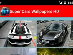 Super cars Wallpapers 1.2 Screenshot
