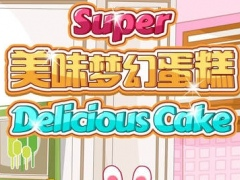 Super Delicious Cake - Decoration and Design Game for Girls and Kids 1.0.1 Screenshot