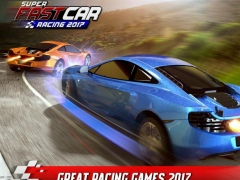 Super Fast Car Racing 2017 0.1 Screenshot