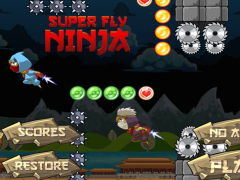 Super Fly Ninjas : No One Dies 1 Screenshot