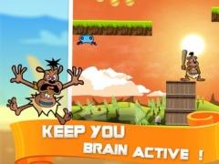 Super Fun Dog's Adventure in Wild Tribe 1.0 Screenshot