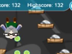 Super Granny Free Fall HD 1.0 Screenshot