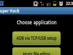 Super Hack Root 1.3 Screenshot