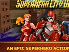 Super-Hero City Defence: Powerful Crime Fighting Battlefield PRO 1.1 Screenshot