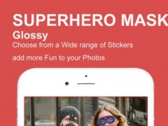 Super Hero Face Maker - Change Your Look with Superhero Mask 1.0 Screenshot