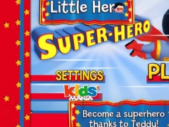 Super-Hero - Little Hero 1.1.0 Screenshot
