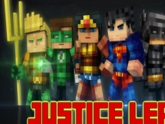 Super Heroes in Minecraft PE ( Pocket Edition )- Boy & Girl SuperHero Skins for MCPE! 1.0 Screenshot